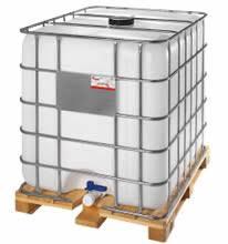 Container de 1000 litros Palete Madeira