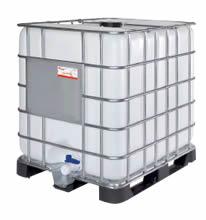 Container de 1000 litros Palete Plástico